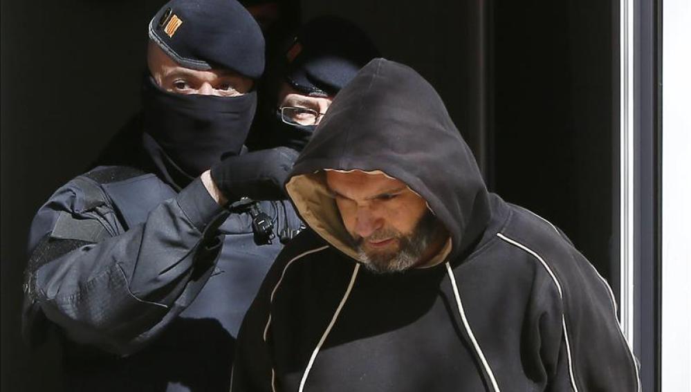 Los yihadistas detenidos en Barcelona