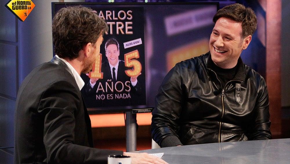 Carlos Latre en El Hormiguero 3.0
