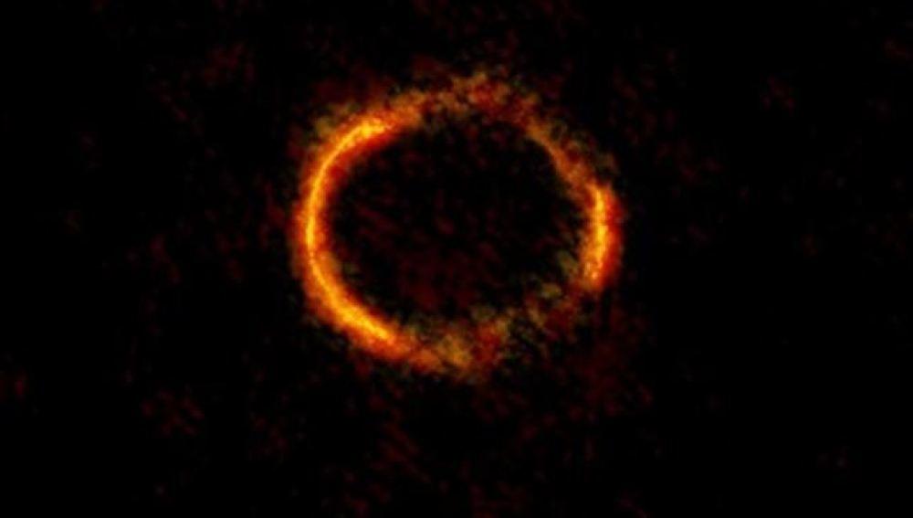 Foto de 'el anillo de Einstein'