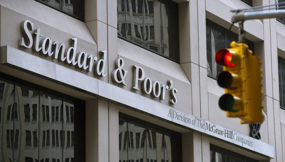 Oficina de Standard & Poor's