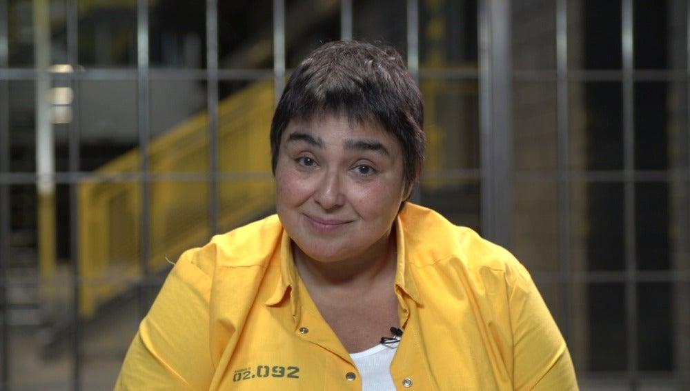 María Isabel Díaz es Sole en Vis a Vis