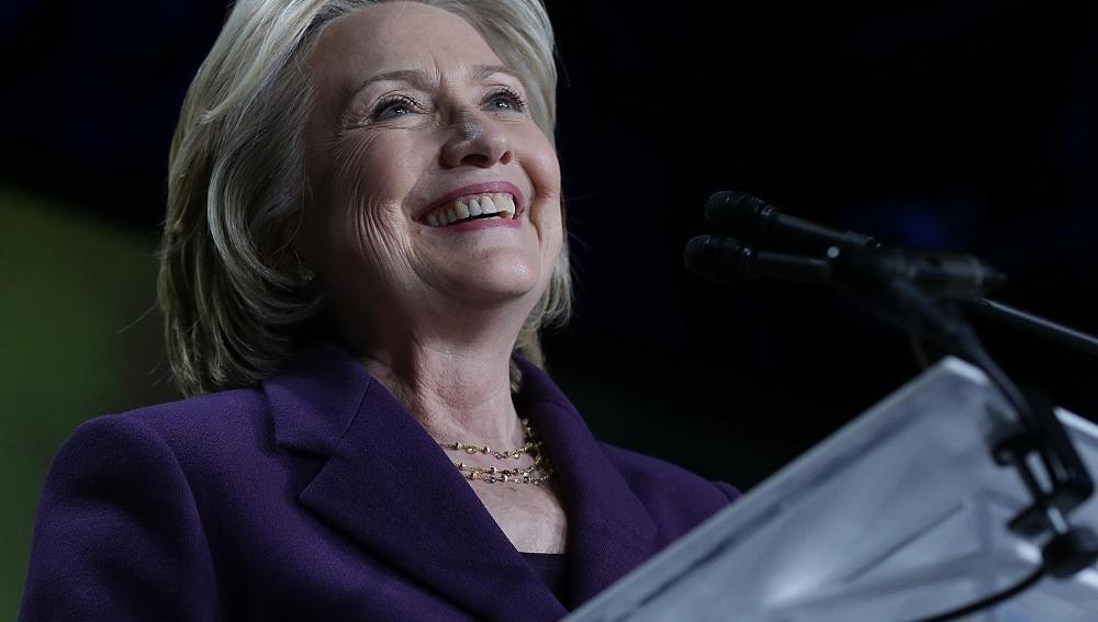 Hillary Clinton afronta por segunda vez el reto de llegar a la Presidencia de EEUU