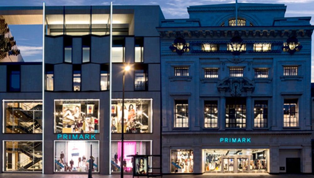 Edificio de Primark en Oxford Street.