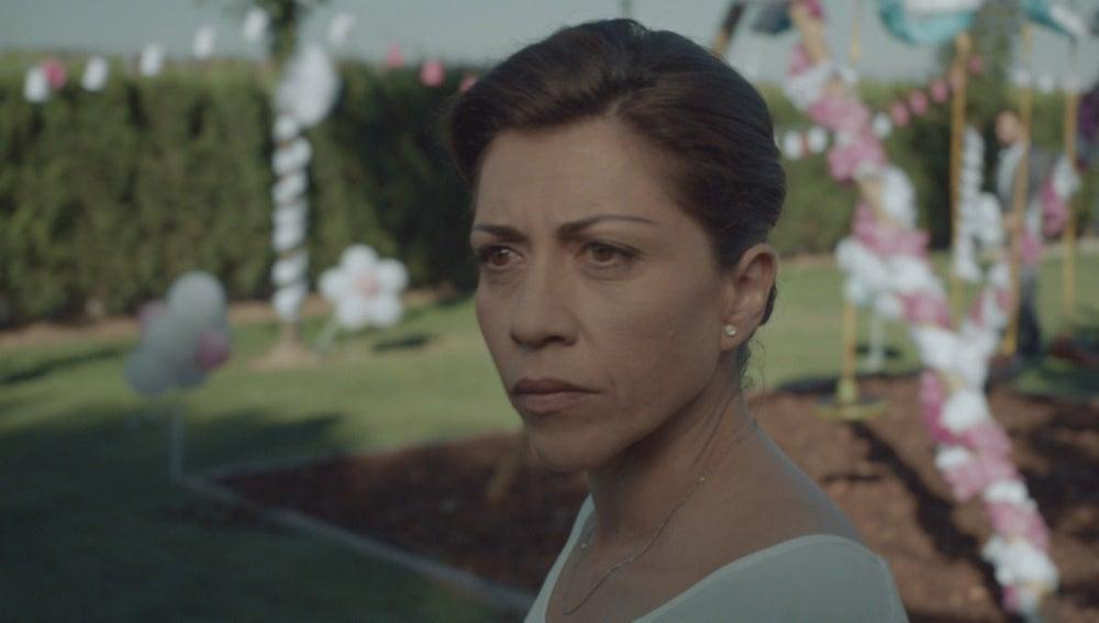 Carmen en 'Bajo Sospecha'