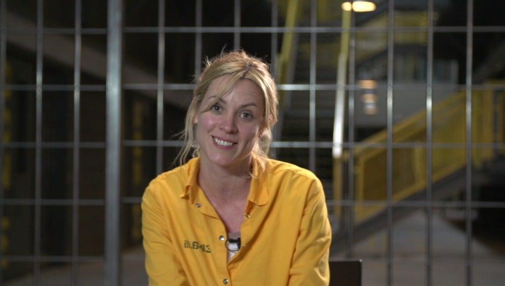 """Maggie Civantos: """"Macarena irá aprendiendo cómo sobrevivir en la cárcel"""""""
