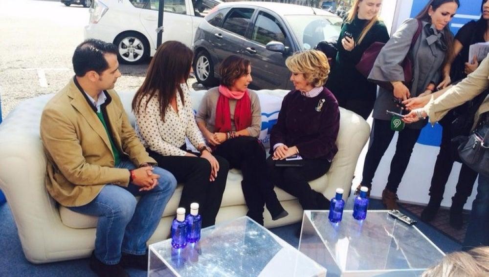 El sofá de Aguirre