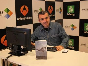 Encuentro digital con Lorenzo Silva