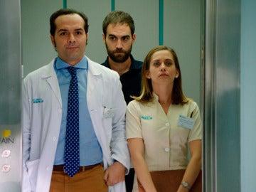 Rober, Iñaki y Carmen