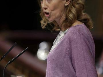 Marta González, diputada del Partido Popular