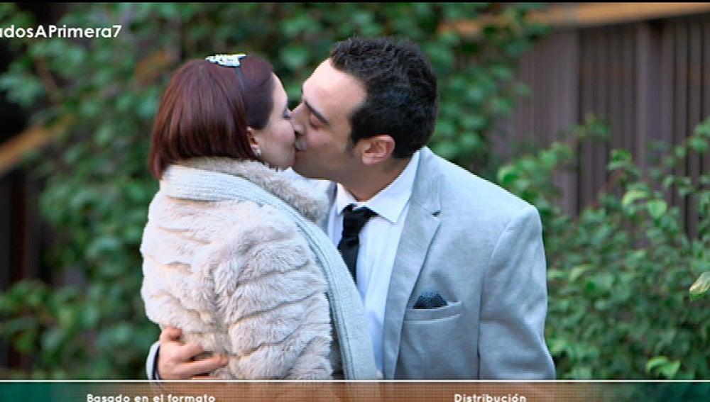 Gloria y Salva siguen adelante con su matrimonio