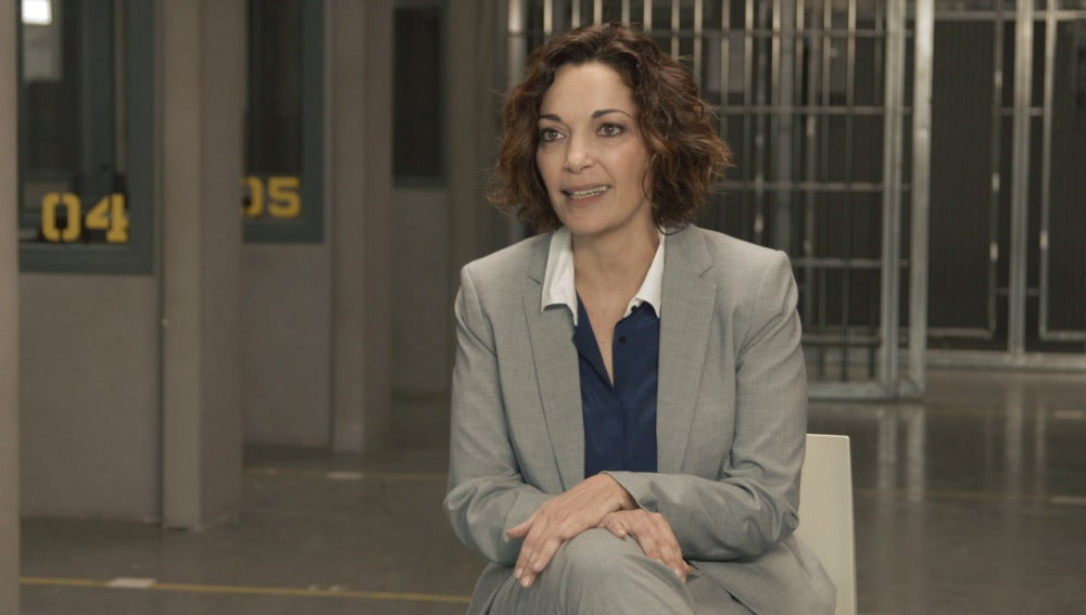 "Cristina Plazas: ""Miranda es muy empática pero dura"""