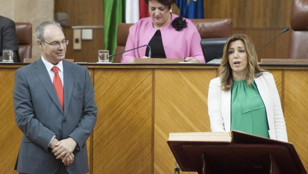 Se constituye la X legislatura del Parlamento andaluz