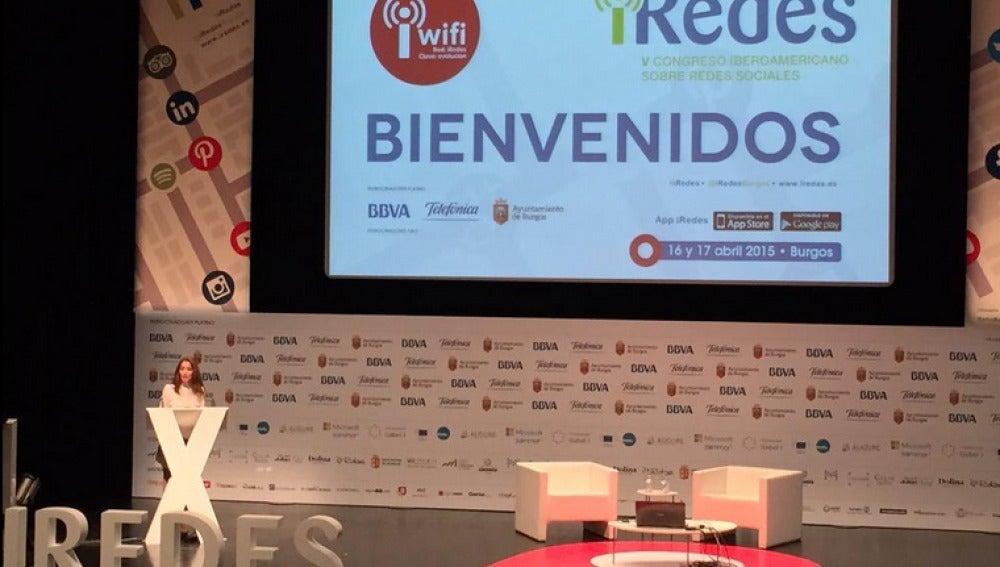 América Valenzuela abrió iRedes