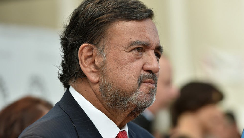 El ex Secretario de Estado, Bill Richardson