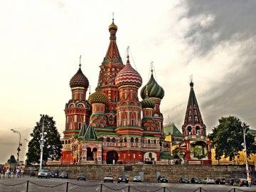 Plaza Roja - Moscú