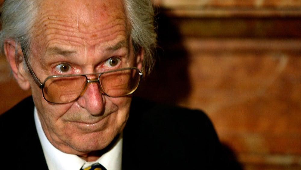 El historiador británico Raymond Carr