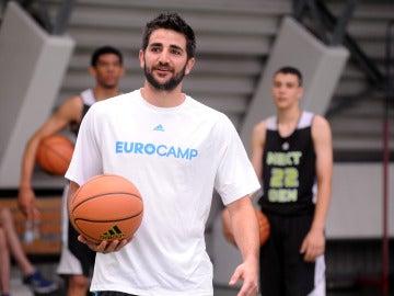 Ricky Rubio se perderá el próximo Eurobasket