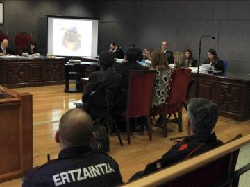 """Los forenses aprecian """"cierta pericia"""" en la disección de una víctima del falso shaolín"""