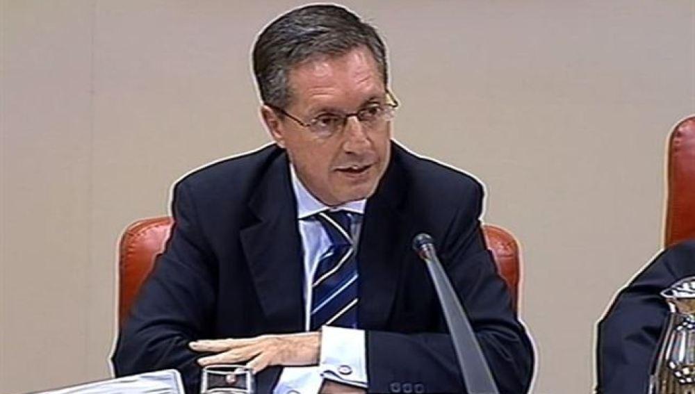 Director general de la Agencia Tributaria (AEAT), Santiago Menéndez.