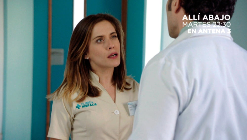 """Carmen a Rober: """"¿Qué interés tienes en que se vaya el vasco?"""""""
