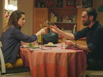 Carmen e Iñaki cenarán juntos