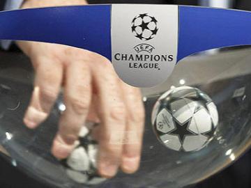 Bombos del sorteo de la Champions 2015