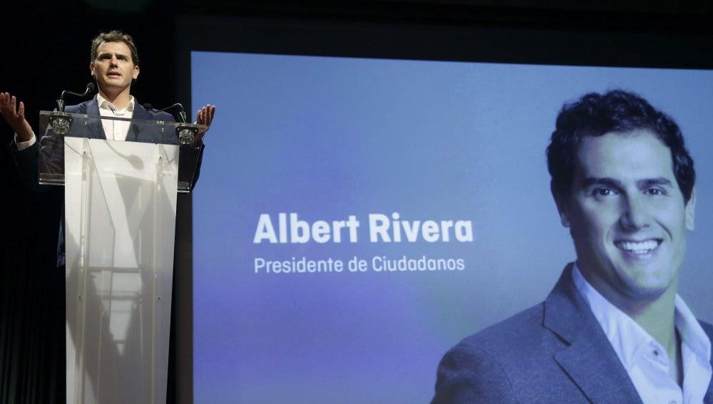 Albert Rivera pide a Susana Díaz la marcha de Chaves y Griñán por escrito