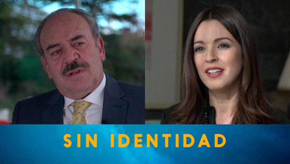 Tito Valverde y Verónica Sánchez