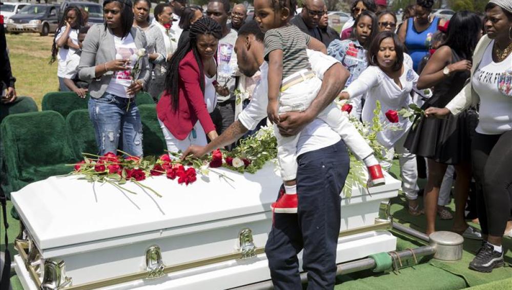 Funeral de Freddie Gray
