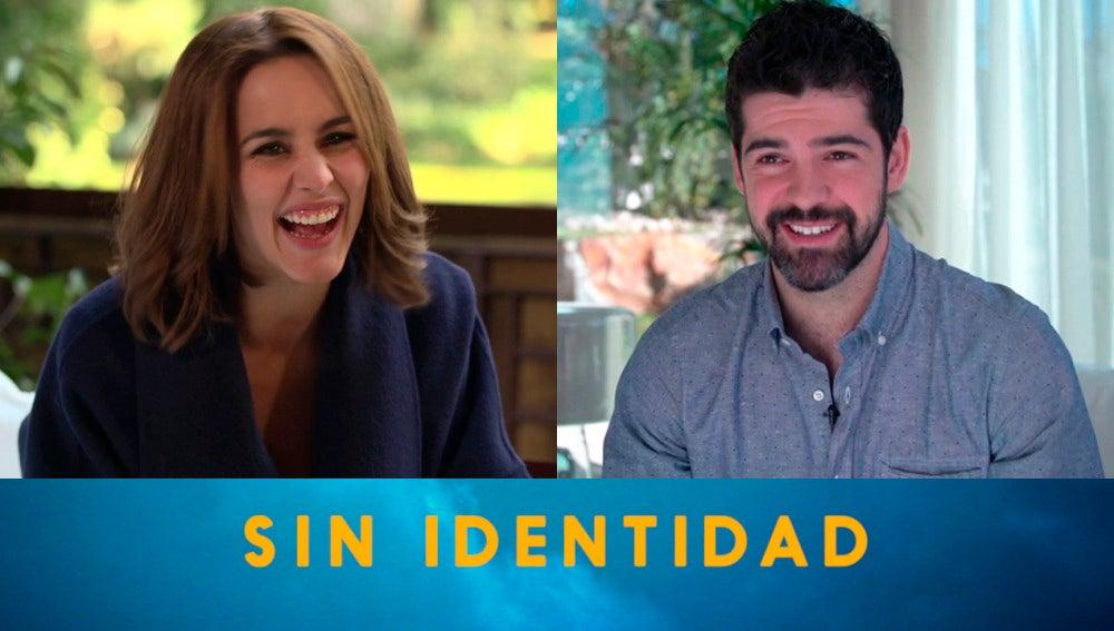 Megan Montaner y Miguel Ángel Muñoz