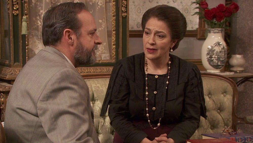 Puente Viejo C1059 - Raimundo se siente culpable por decepcionar a su hija
