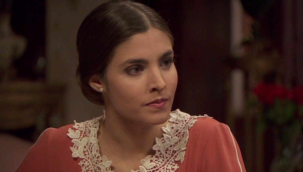 Puente Viejo C1059 - Amalia acusa a Inés de descuidar a Beltrán