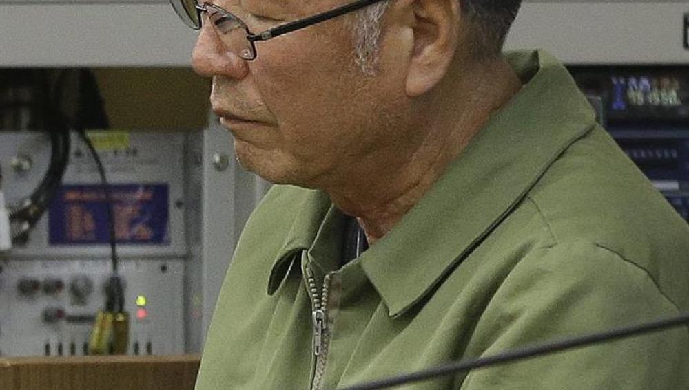 El capitán del Sewol, Lee Joon-seok.