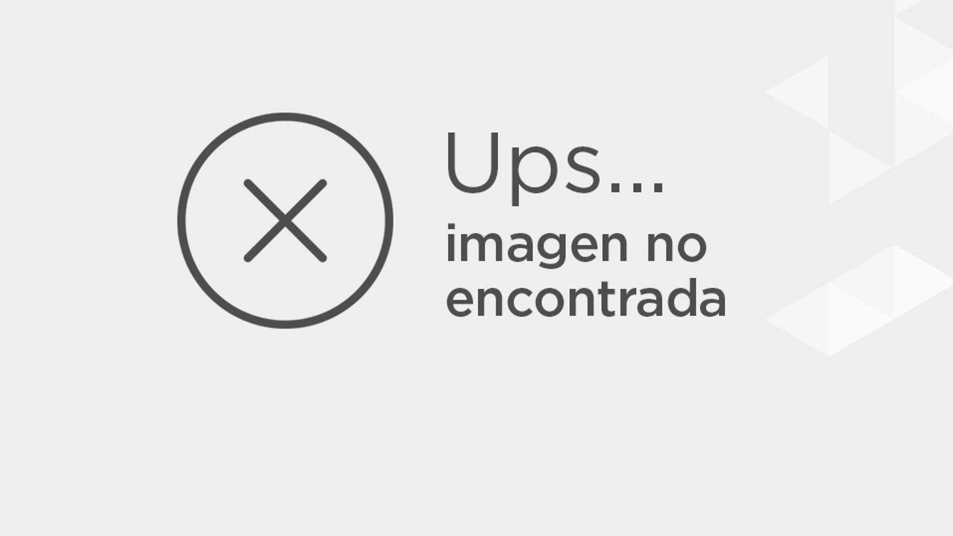 Ron Howard y Tom Hanks un tanto maltrecho