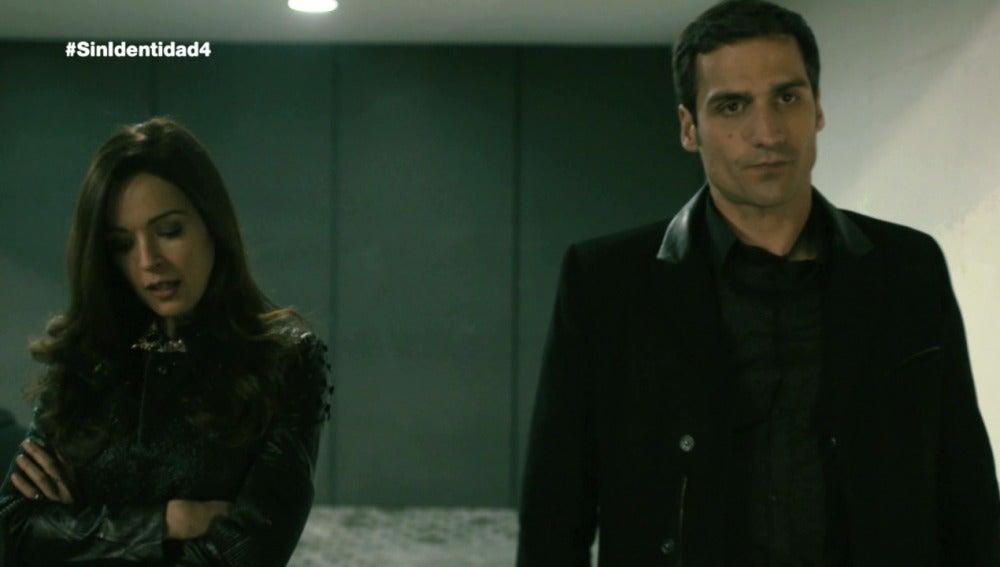 Amparo y Álex hablan de Curro
