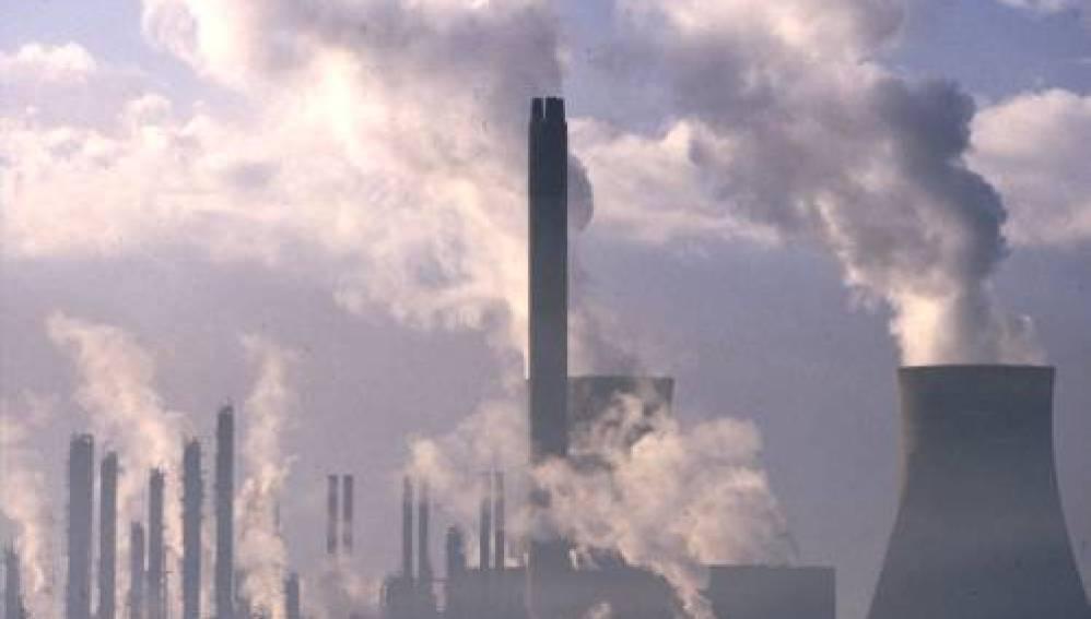 Emisiones de CO2 a la atmosfera