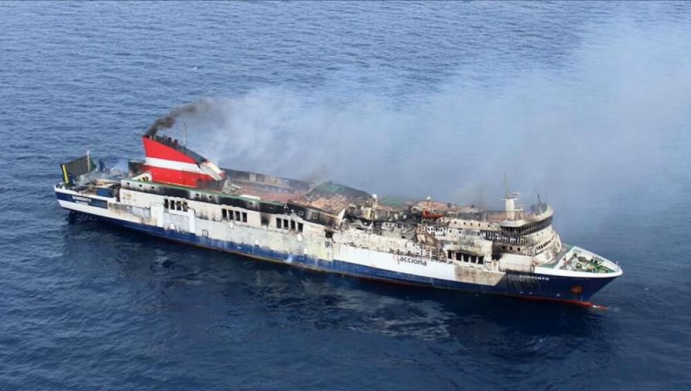 Ferry Sorrento