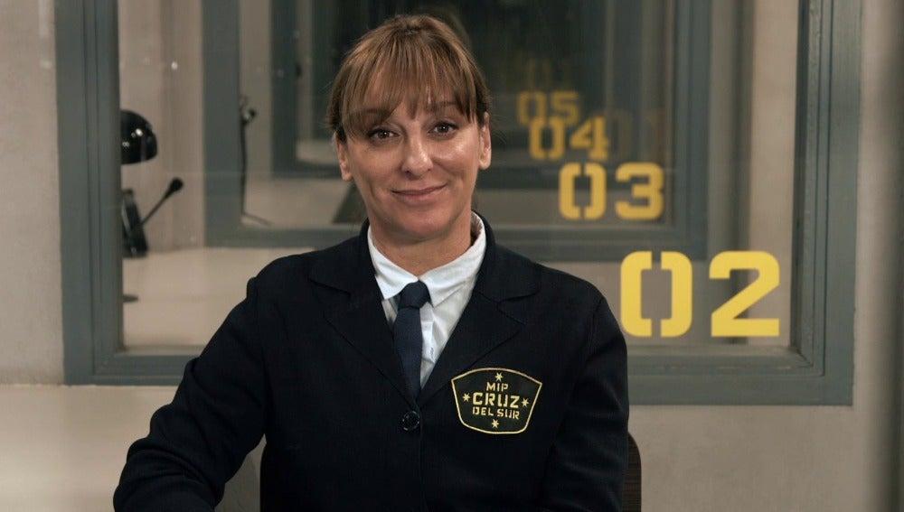 """Ana Labordeta: """"Si estuviera en esta cárcel me haría amiga de Zulema"""""""