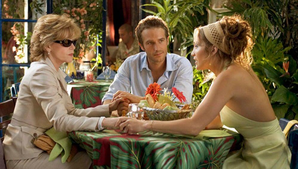 Madre Sobre protectora: Jane Fonda en 'La Madre del novio'