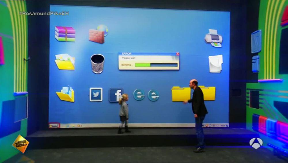 ¡Nos colamos dentro del ordenador!