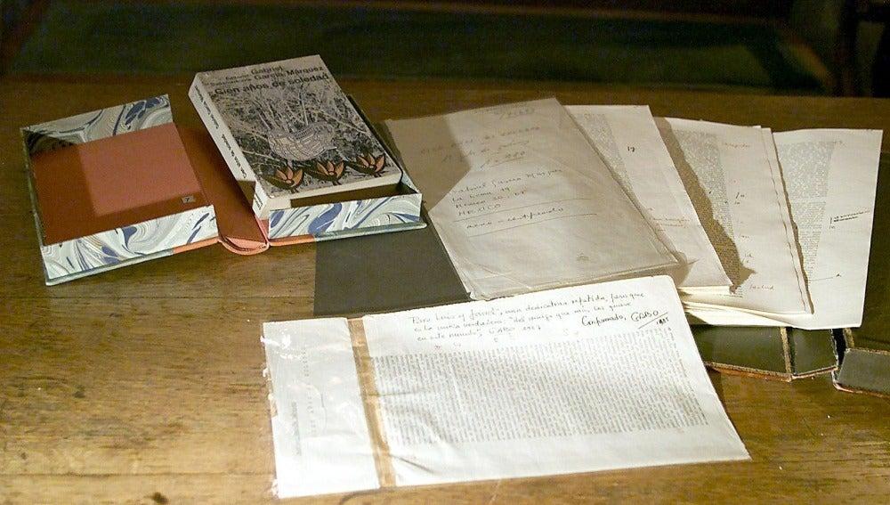 Texas abrirá al público en octubre el archivo personal de García Márquez