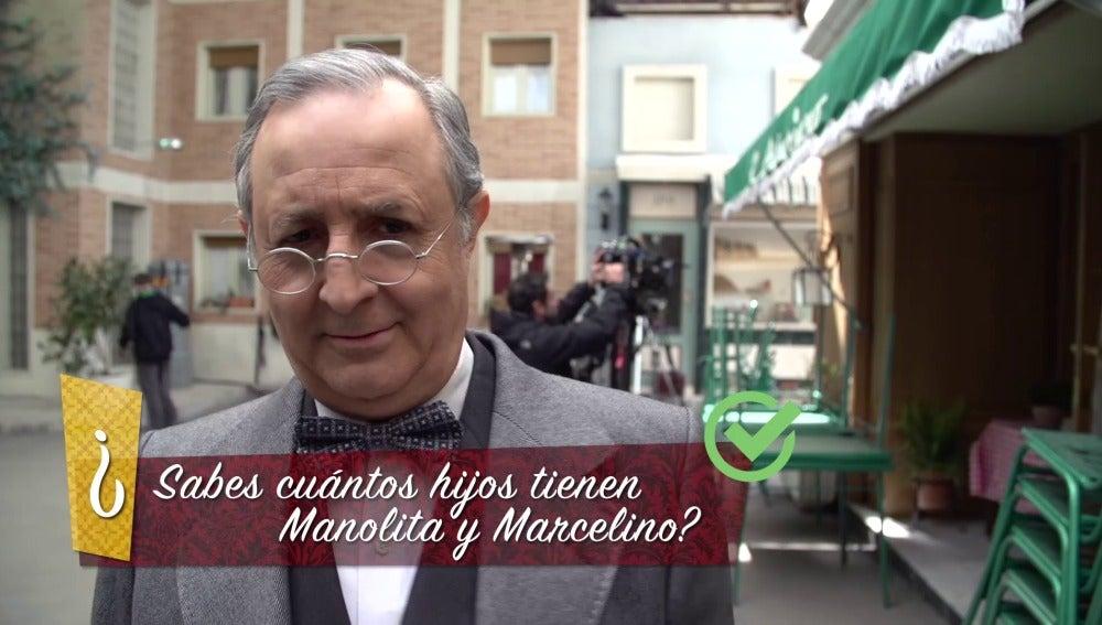 José Antonio Sayagués aprueba con nota el cuestionario de 'Amar es para siempre'