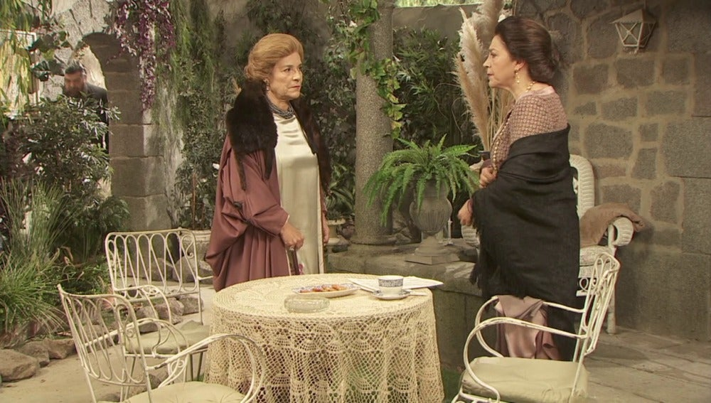 Amalia pagará sus problemas con Beltrán