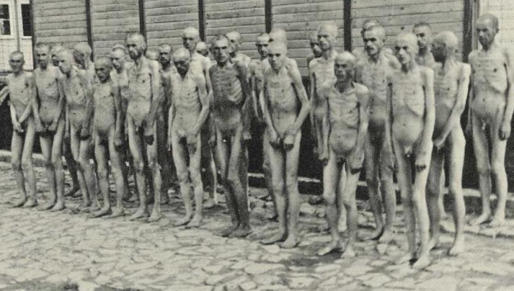 Fotos del horror de Mauthausen