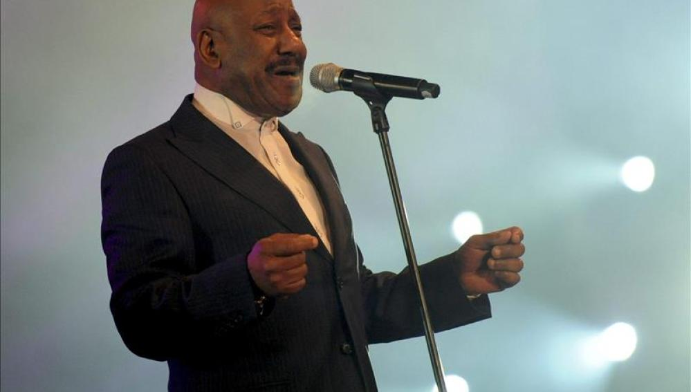 Errol Brown, el cantante y fundador de la banda 'Hot Chocolate'