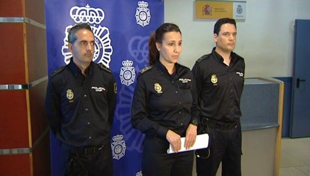 La policía científica española ayudará en las tareas de