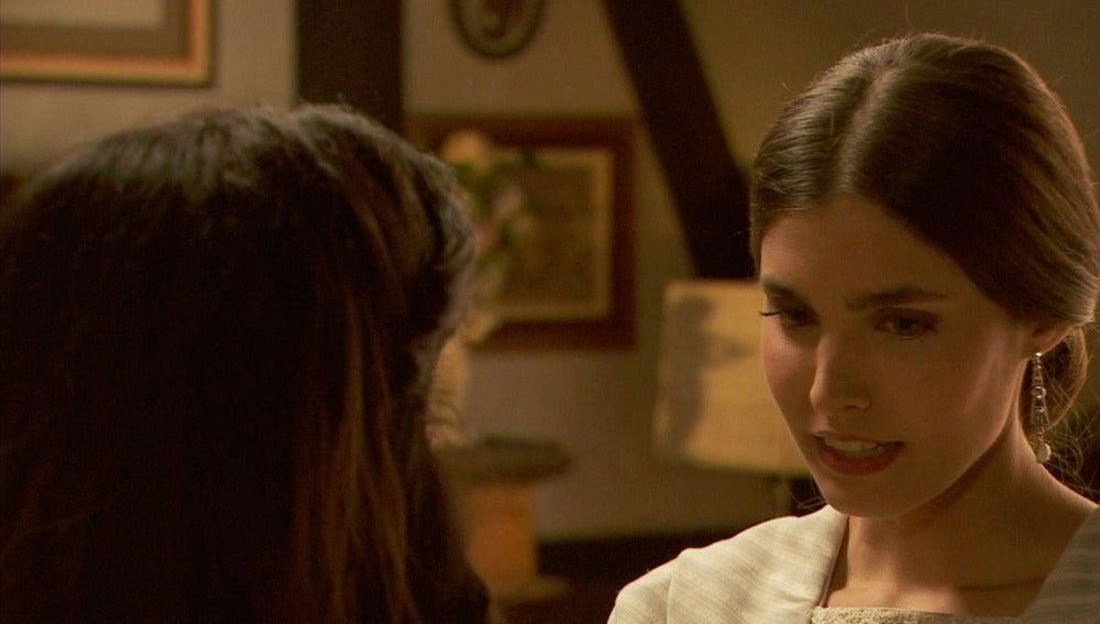 Puente Viejo Avance C1066 - Amalia amenazará a Inés