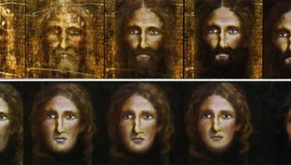 Revelan el rostro de Jesucristo de joven
