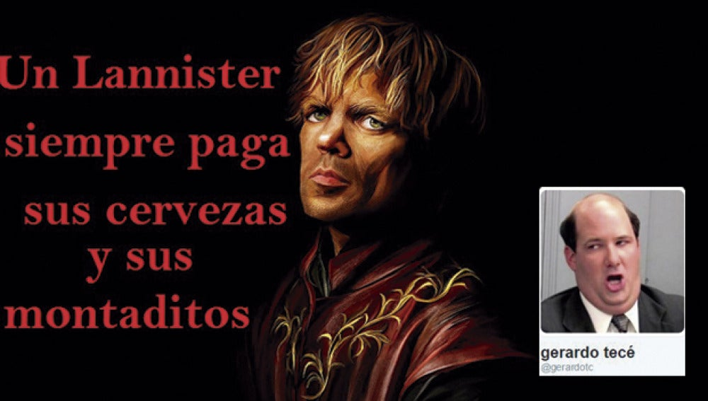 Un Lannister para el mus
