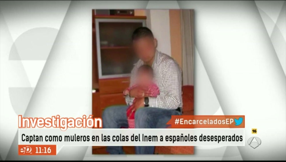 Antena 3 tv se dispara el n mero de espa oles presos por for Espejo publico hoy completo